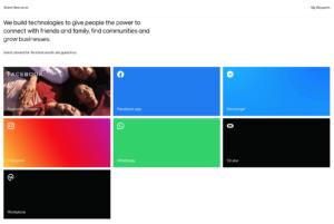 Facebook Brands Overview
