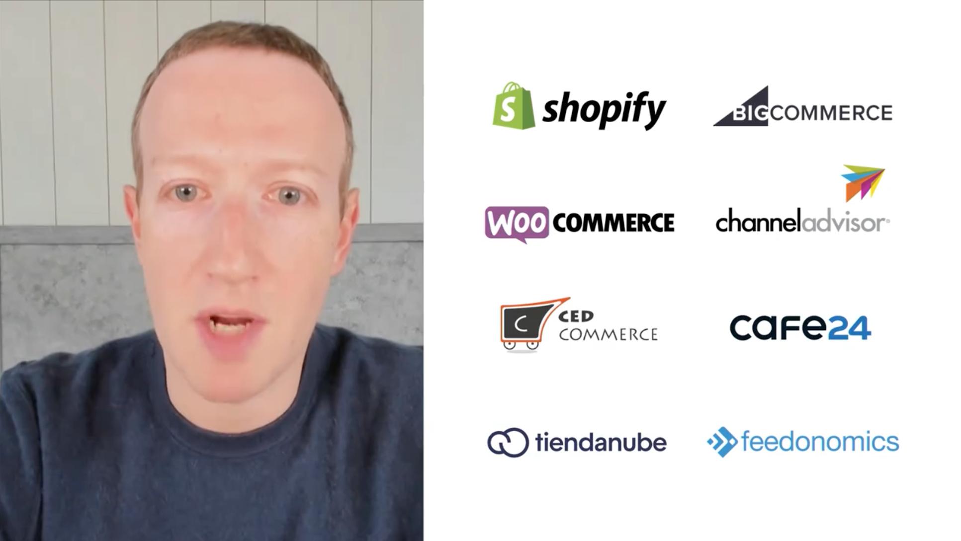 Facebook Shops - Partnerships Marketplace