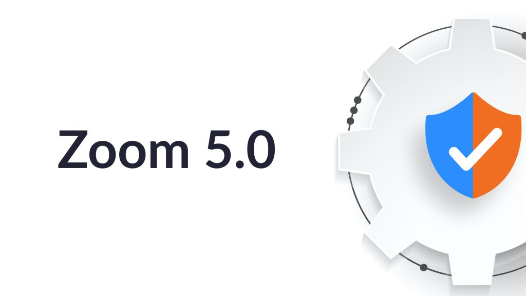 FOrced Update To Zoom V5.0