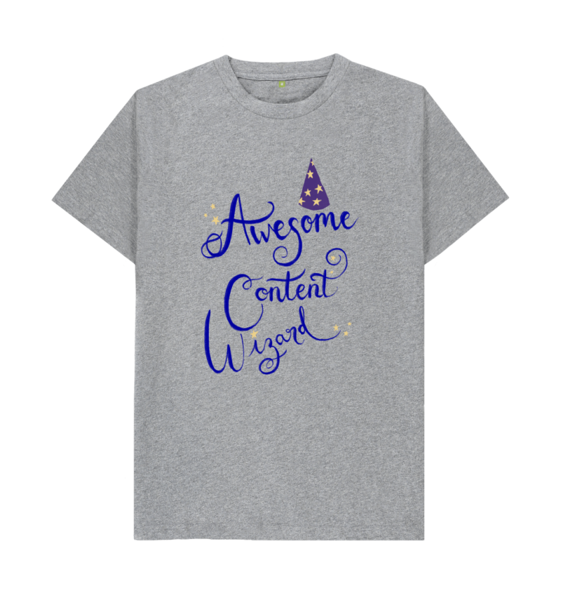Awesome Content Wizard Shirt 2.0