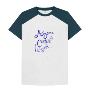 Awesome Content Wizard Shirt