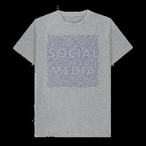 Social Media Symbol Shirt 1