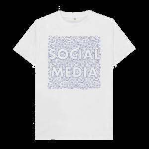 Social Media Symbol Shirt